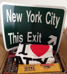 New York City This Exit