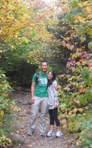 Eric and Mai