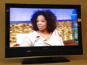 "Oprah Winfrey on ""The Dr. Oz Show"""
